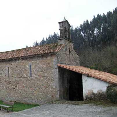 San Andrés Valdebárcena